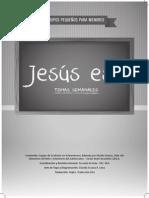 Contenido - Libro Temas Jesus Es - Espanol