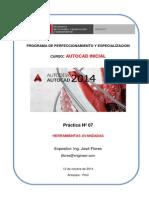 07 Practica AutoCAD Inicial SENCICO