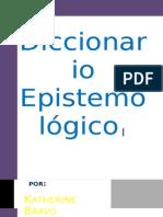 Fin Diccionario