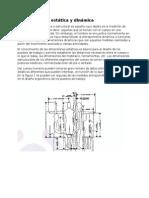 Antropometría Estática y Dinámica