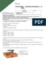 Prueba Ciencias 4° (Segunda unidad).doc