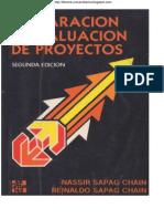 Preparación y Evaluación de Proyectos - 2da Edición - Nassir Sapag Chain & Reinaldo Sapag Chain