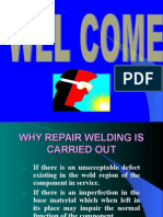(Wtc)Repair Welding in Power Plants