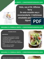 ensaladas para bajar de peso pdf to word