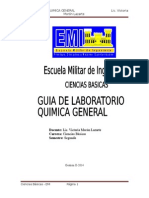Guia de Laboratorio - Quimica General