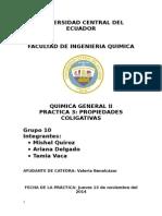 Practicas General II Valeria Benalcazar