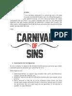 Informe de Señalética