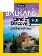 National Geographic Traveler Western Balkans