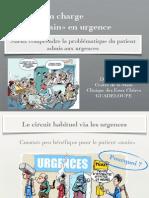 """2015-1 Le Patient """"Main"""" Aux Urgences"""