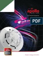 Catalogo Apollo Detectores de Humo