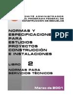 Libro2-01 Especificacoines Capfce