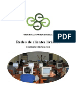 Manual de Clientes Livianos