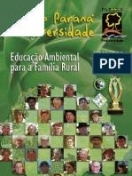 Educação Ambiental para a Família Rural