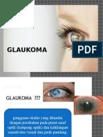 Glaukoma Andreas