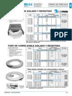 Tuberia Accesorios Tarifa PVP SalvadorEscoda Tin 2