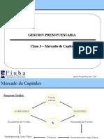Mercado Capitales