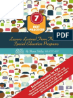 Preview of 7 Lessons Learned From the Best Special Education Programs