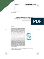 Ma. Soledad Cruz Rodríguez- Periferia y Suelo Urbano en La Zona Metropolitana de La Ciudad de México