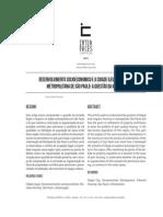GARDUCCI, Leticia – Desenvolvimento Socioeconômico e a Cidade Ilegal Na Região Metropolitana de São Paulo – a Questão Da Moradia