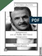 105138936 Raul Gomez Jattin Amanecer en El Valle Del Sinu