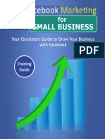 Facebook Marketing for Small Business - Training Guide