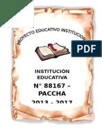 Maestria Pei Paccha