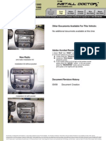 Ford exploer radio manual
