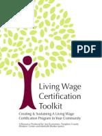 Living Wage Handbook
