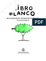 Libro Blanco Educacion Ambiental