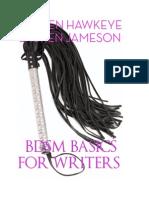 Bdsm Basics