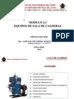 Modulo 2.3 Equipos de Sala de Calderas Smi