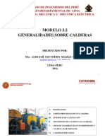 Modulo 2.2 Generalidades Sobre Calderas