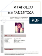 PORTAFOLIO ESTADISTICA DESCRIPTIVA