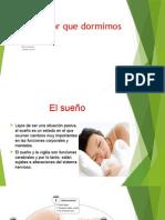 Diapositivas Por Que Dormimos