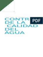 Manual Del Agua IDM