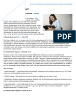 Institutogamaliel.com-Como Estudar a Bíblia