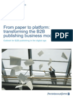 From paper to platform