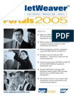 BW2005 Brochure