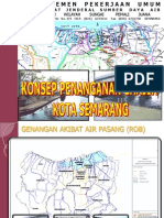 Penanganan Banjir Semarang