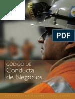 Codigo Conducta Negocios Codelco