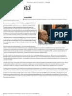 Aécio e Família Contra a CLT Na Era FHC — CartaCapital