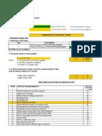 2. Septic Tank Calculation