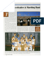 1991-92 University of Kentucky Wildcat Marching Band