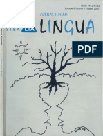 LINGUA STBA LIA (Vol. 6, No. 1, March 2007)