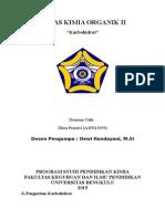 Resume Kimia Organik II(Karbohidrat)