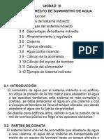 UNIDAD III-Sistema Indirecto