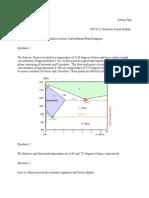Worksheet onIron‐CarbonBinaryPhaseDiagrams