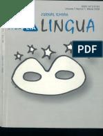 LINGUA STBA LIA  (Vol. 7, No. 1, 2008)