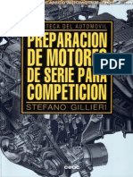 Manual Motores Preparacion Para Competicion