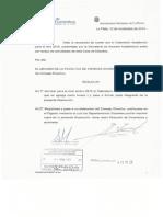Calendario Academico 2015 La Plata